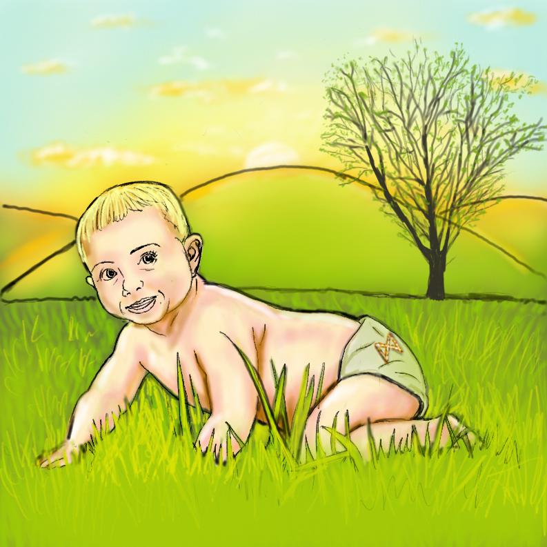 Baby Dagaz