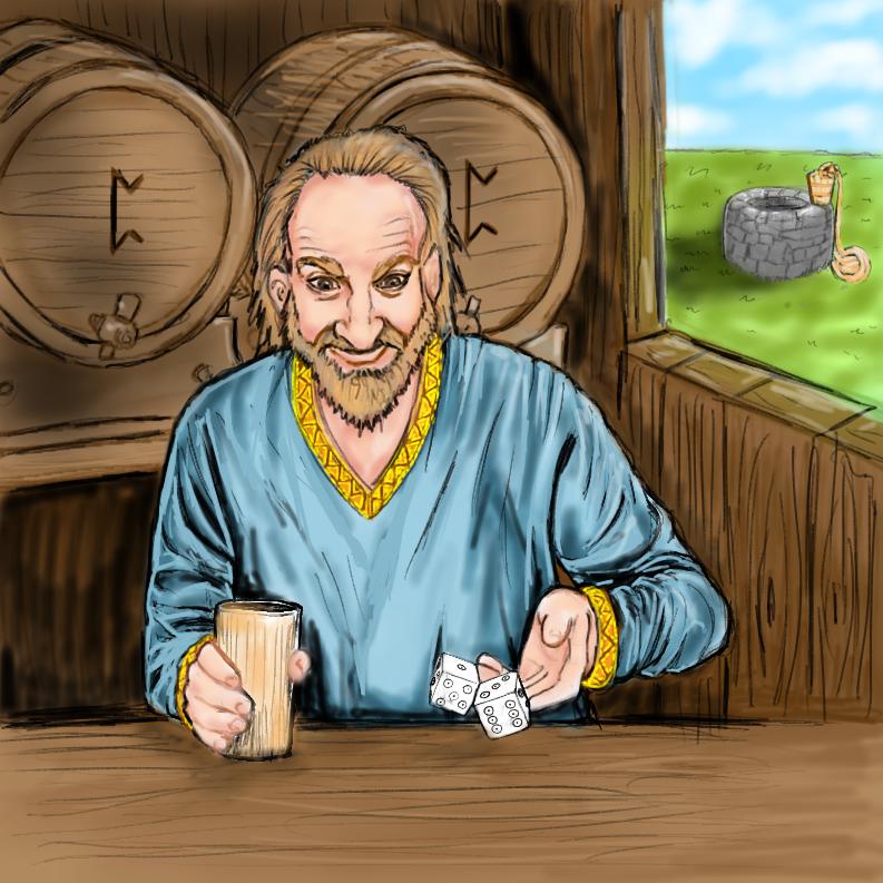 Perthro the Gambler