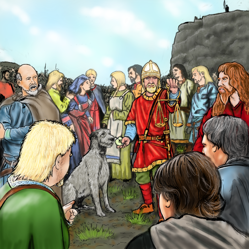 Tiwaz the Just