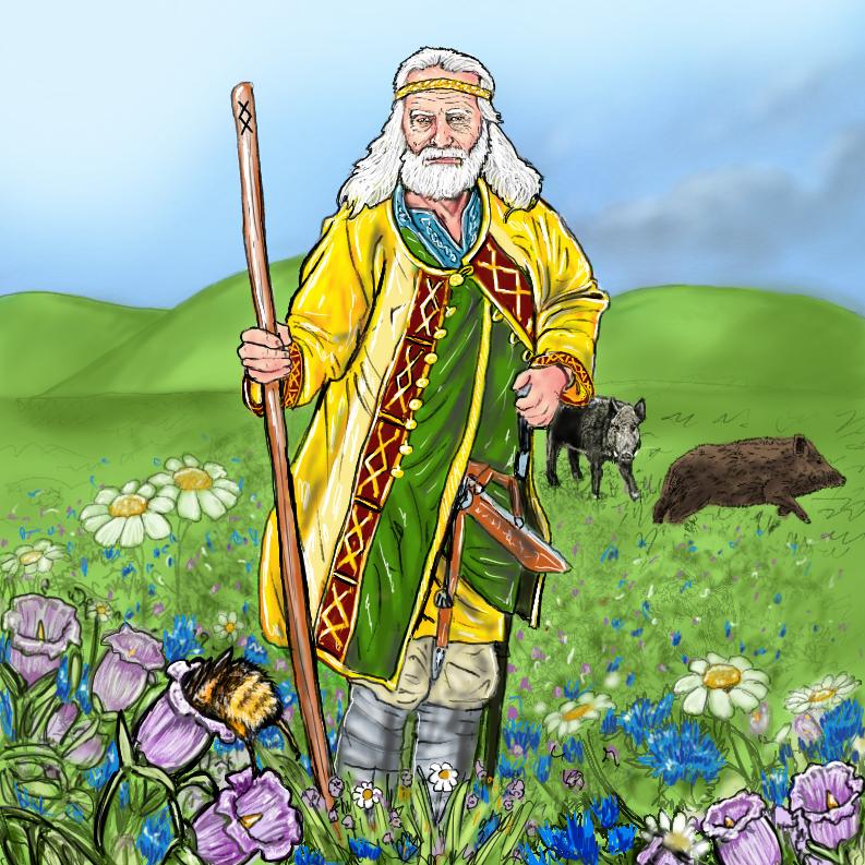 Grampa Inguz